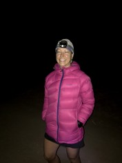 """I heard it was """"literally freezing"""" at the start, so I dressed for it. It was 52 degrees."""